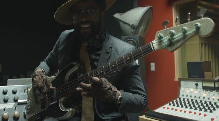 Fender Adrian Younge Jazz Bass TEaser