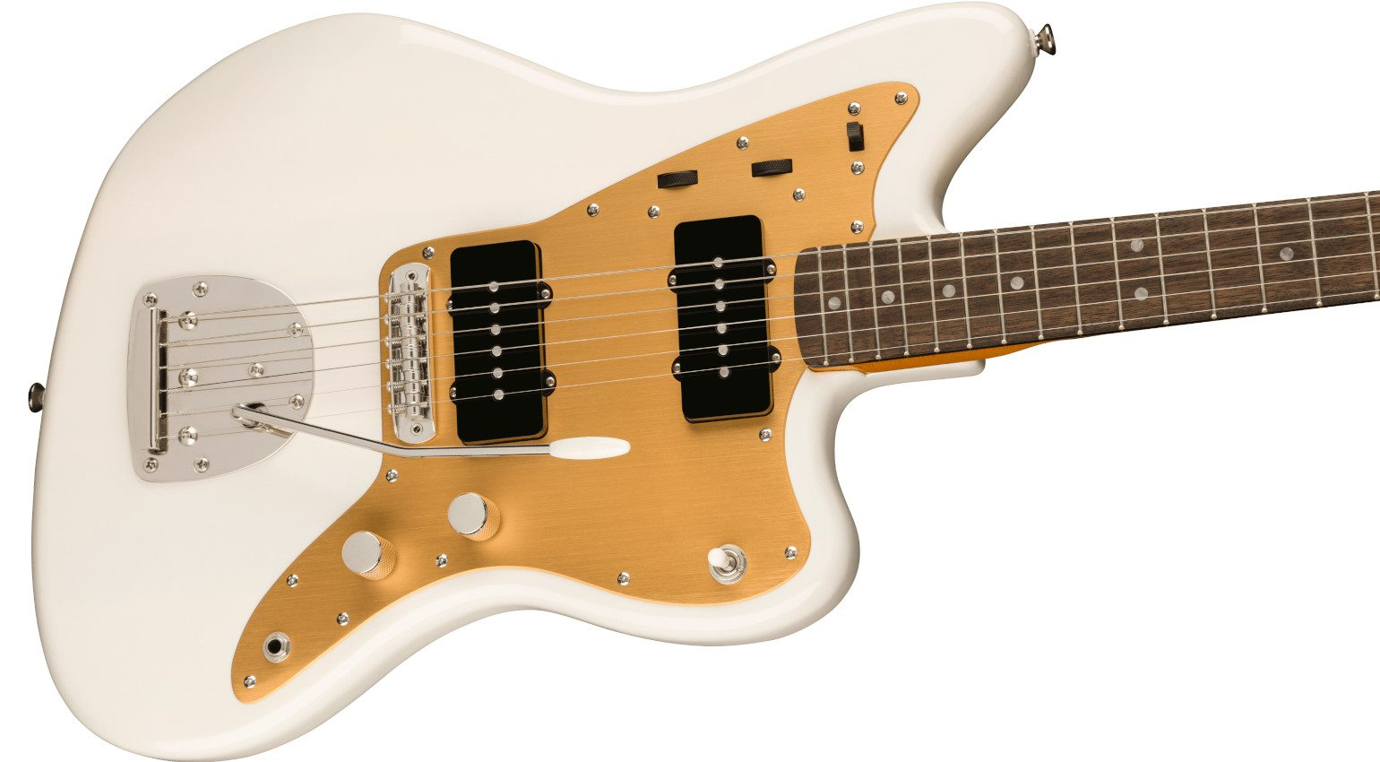 Fender Squier CV Late 50s Jazzmaster Classic Vibe White Front