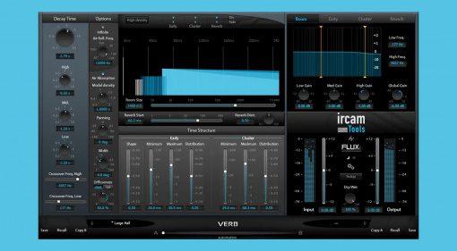 Deal: Flux Ircam Verb v3 für kurze Zeit mit über 75 Prozent Rabatt!