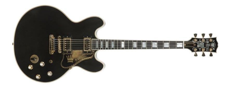 Gibson BB King Lucille Auktion Original