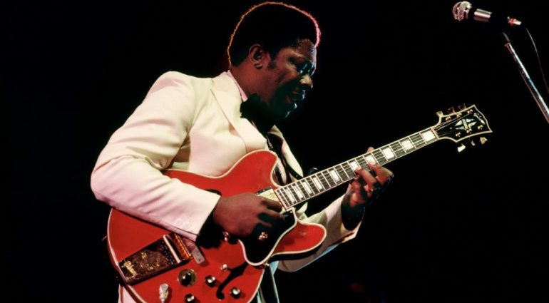 Gibson confirms new Epiphone BB King model and more