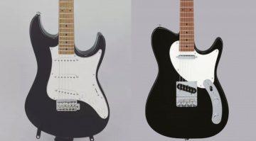 Ibanez Josh Smith FlatV-1 vs FlatV-2 Signature Gitarre