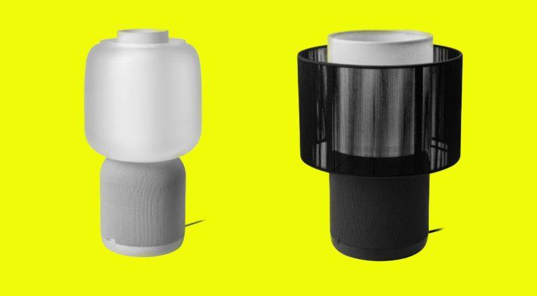 Leak: Neuauflage der Lautsprecherlampe Symfonisk von IKEA und Sonos