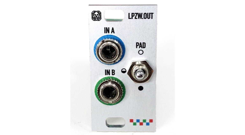 LPZW.modules Out 1U