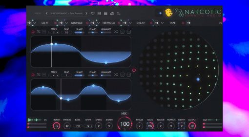 Lunatic Audio Narcotic: ein Multieffekt-Monster-Plug-in für einfach alles!