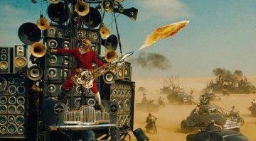 Mad Max Fury Road Doof Wagon