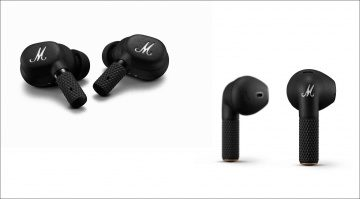 Marshall Motif A.N.C. und Minor III: Neue Bluetooth-In-Ear-Kopfhörer!