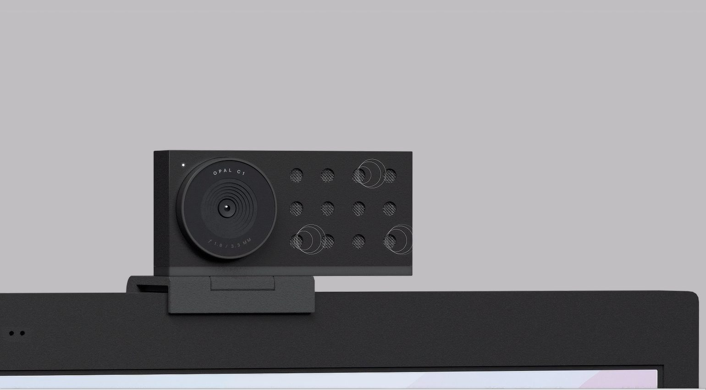 Opal C1: Webcam mit 4k und Noise-Cancelling