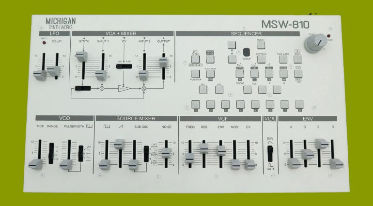 Michigan-Synth-Works MSW-810