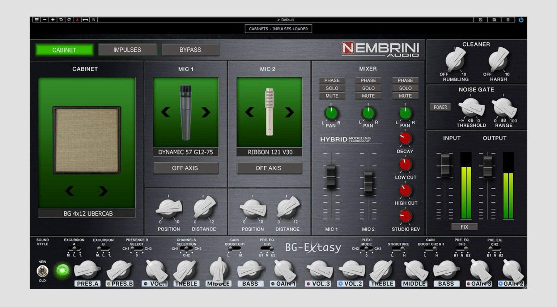 Nembrini Audio BG Extasy Boutique