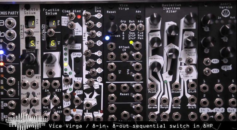 Noise Engineering Vice Virga