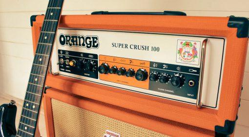 Orange Super Crush 100 Topteil Teaser