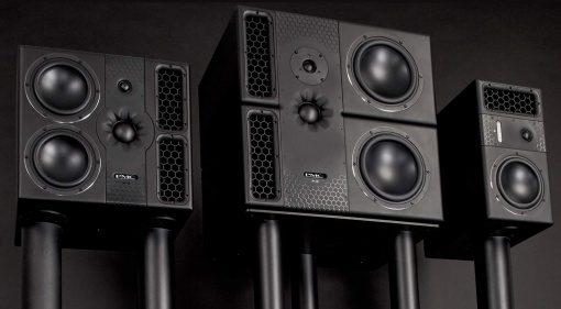 PMC zeigt neue aktive Studiomonitore und Subwoofer