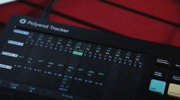 Polyend Tracker Update