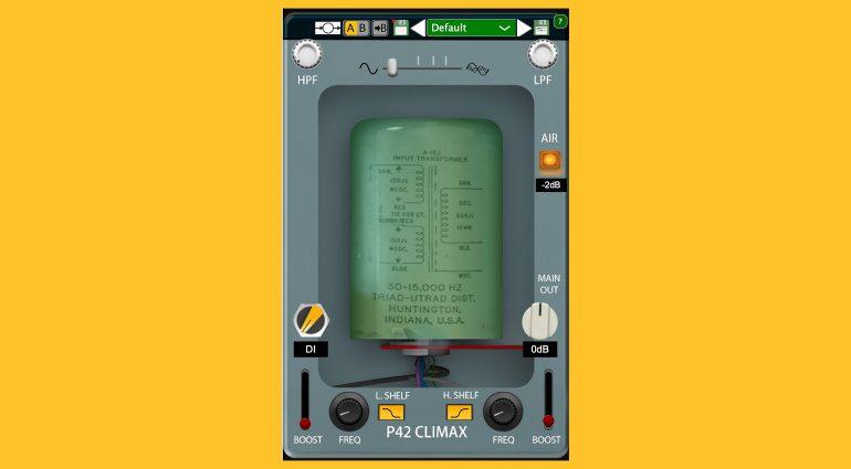 Pulsar Modular P42 Climax: Die ultimative Line Amp Emulation für 211 €?