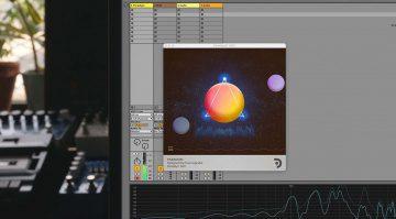 Puremagnetik Paradigm: Planeten bewegen den Klang des Synthesizers