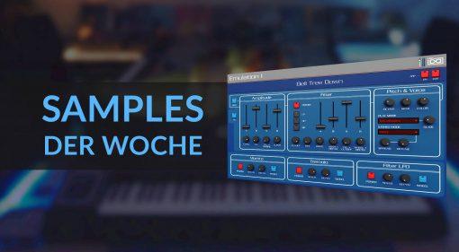 Samples der Woche: Hammer Klavier; Emulation II+, S950 Snacks, DM-505 Breaks