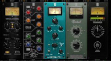 Slate Digital Custom Opto: Ein aufgebohrte Mod der LA2A-Emulation FG-2A
