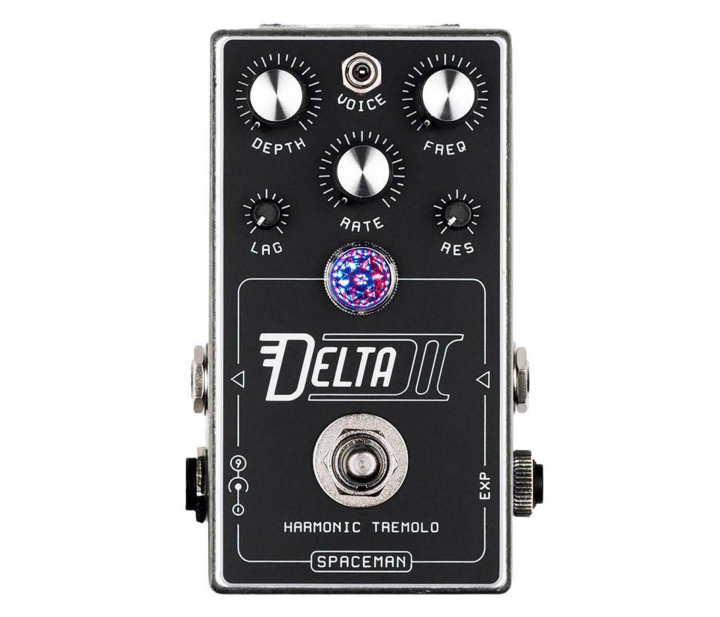 Spaceman Effects Delta II Tremolo