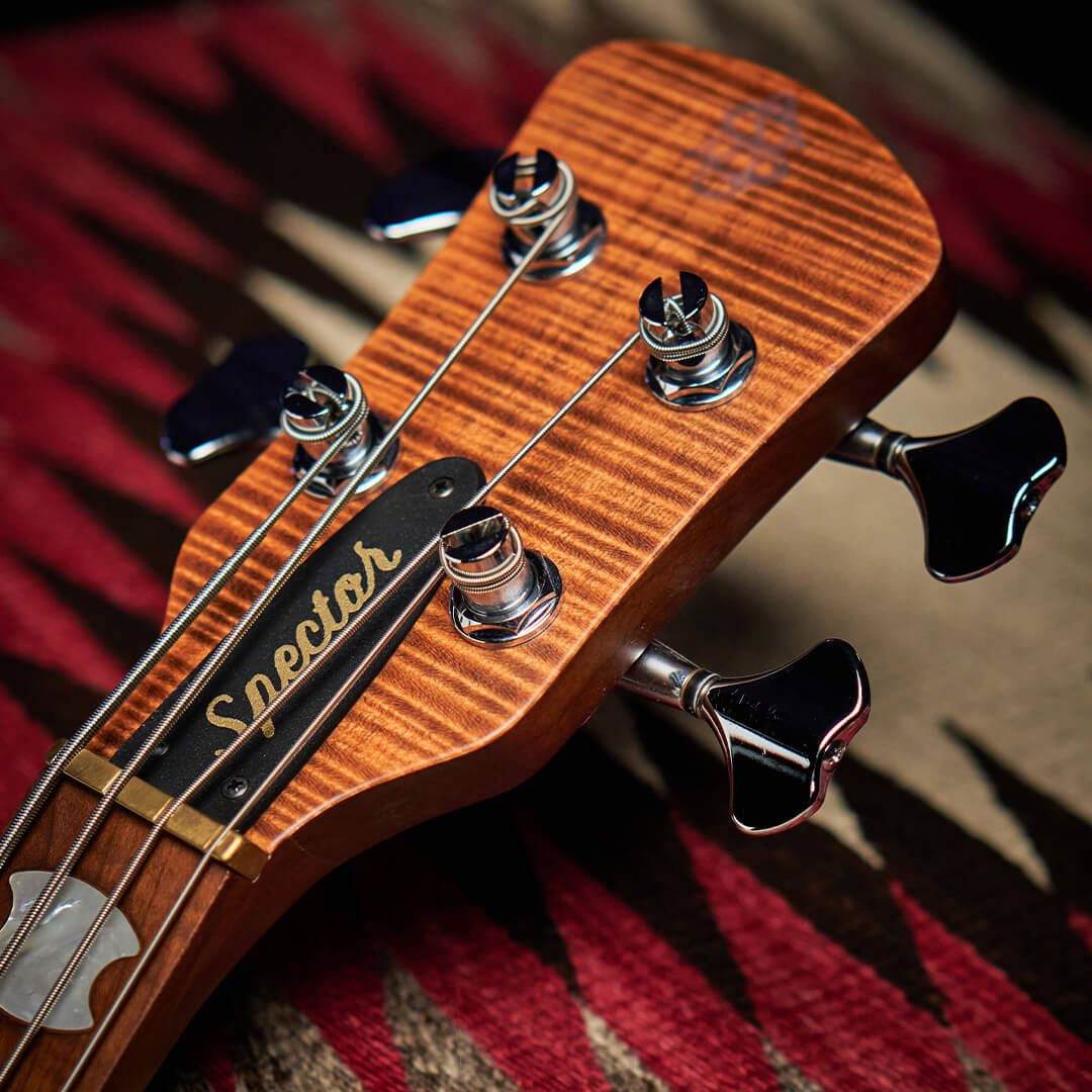 Matched Headstock