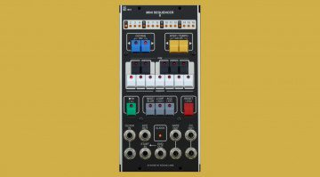 Synthetic Sound Labs 1651 Mini Sequencer II