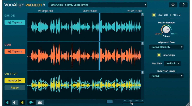 Synchro Arts veröffentlicht neues VocAlign Project 5 mit einem Angebot