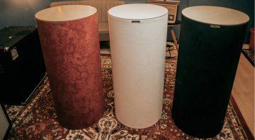 t.akustik Tube Traps