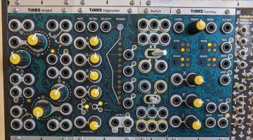 TINRS Ardabil und Switch