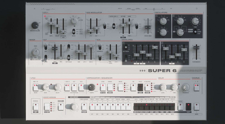 UDO Super 6 Desktop