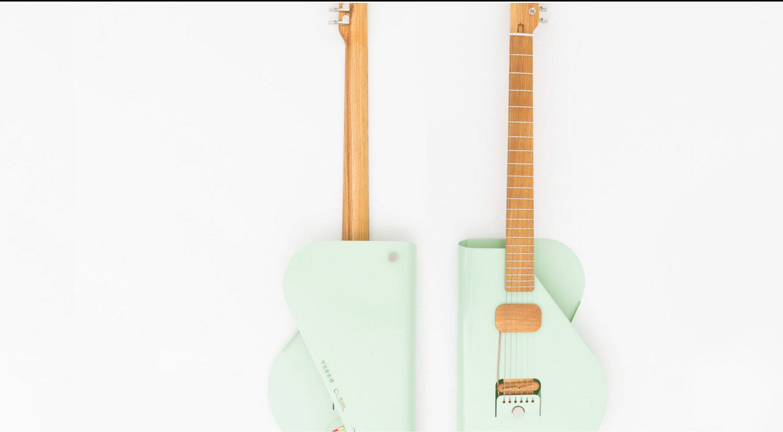 Verso Cosmo E-Gitarre 1