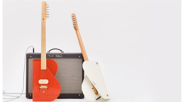 Verso Cosmo E-Gitarre 2