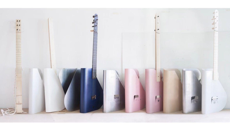 Verso Cosmo E-Gitarre 4