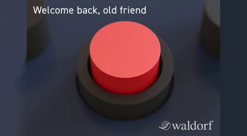 Waldorf old friend