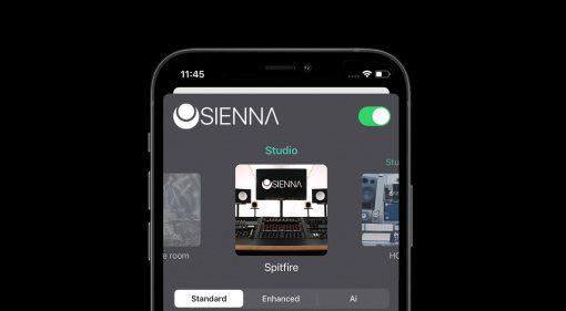 Acustica Audio Sienna Rooms