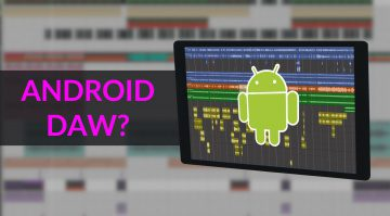 Android DAW Teaser