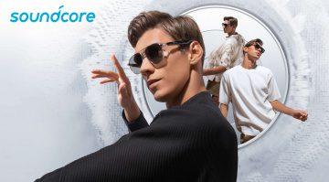 Anker Soundcore Frames: stylische Sonnenbrille mit Surround Sound