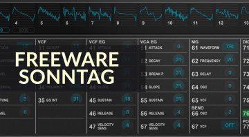 Freeware Sonntag: FB-7999, Dodo MIDI und Black Distortion