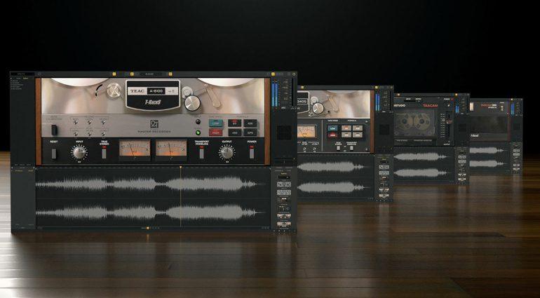 IK Multimedia T-RackS TASCAM Tape Collection: Mehr Bandmaschine geht nicht!