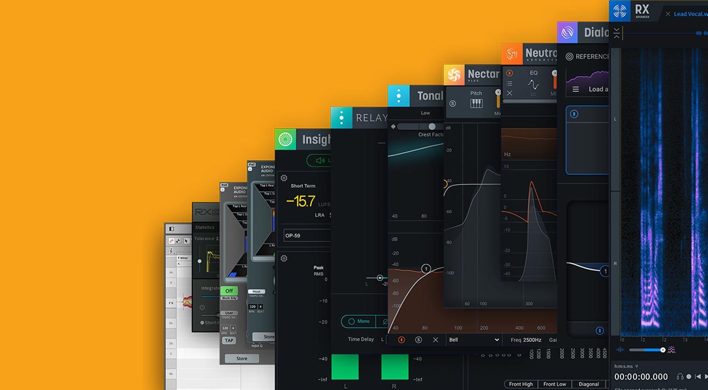 iZotope RX Post Production Suite 6