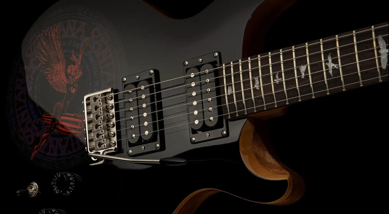 PRS SE Santana Abraxas 50th Anniversary E-Gitarre 1