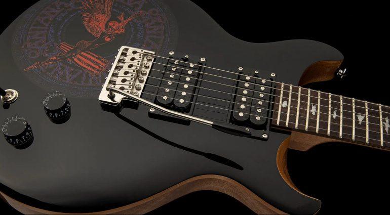 PRS SE Santana Abraxas 50th Anniversary E-Gitarre