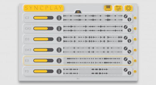 Rast Sound SyncPlay: Ein Mikro-Ableton-Live zum Basteln von Loops