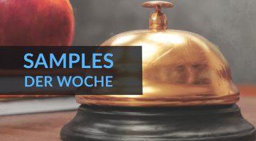 Samples der Woche: Extended Mandolin, Wrongtools, Modal Structures und viele kostenlose Angebote