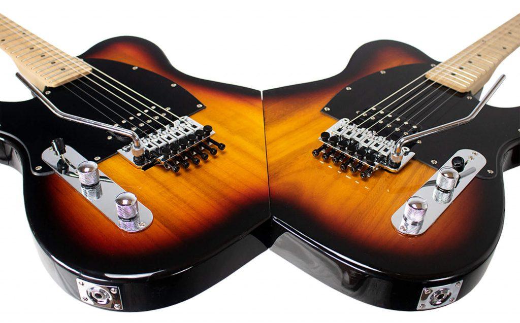 Sawtooth Michael Angelo Batio Double-Guitar