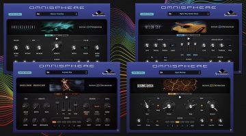 Spectrasonics Sonic Extensions: Neue Instrumente für Omnisphere