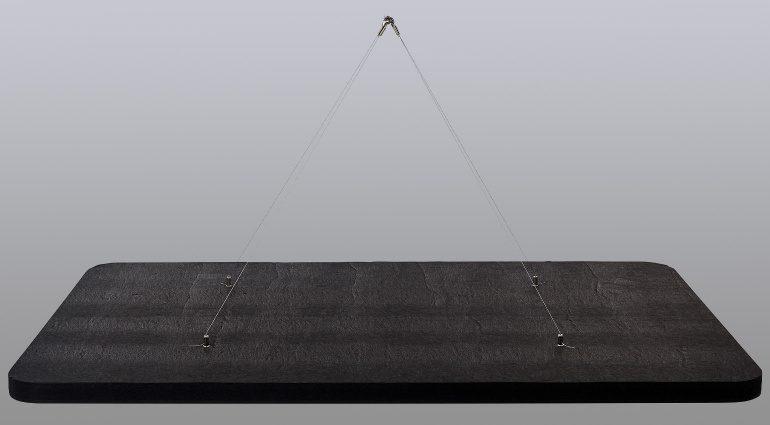 t.akustik PET Ceiling Absorber 180 BK