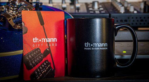 Thomann Gewinnspiel zum Weltmusiktag & Tag des Kaffees