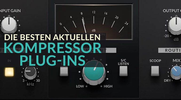 Die 10 besten Kompressor-Plug-ins der letzten Monate