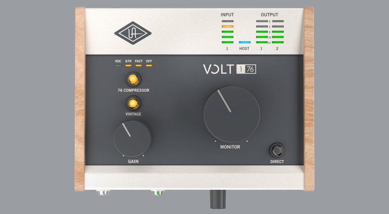 Universal Audio Volt 176