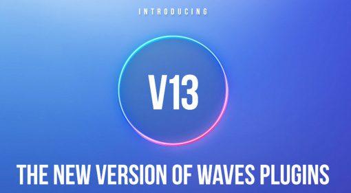 Waves V13 Update macht Plug-ins zu Apple M1 und Windows 11 kompatibel